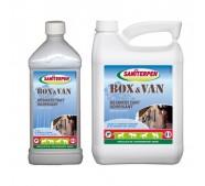 Saniterpen BOX&VAN Désinfectant Odorisant 1L et 5L