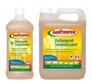 Saniterpen Détergent Surpuissant 1L et 5 L