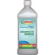 Saniterpen Désinfectant Plus Fraîcheur Verte 1 L