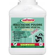 Insecticide poudre au pyrèthre végétal Boite 250g