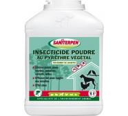 Insecticide poudre au pyréthre végétal Boite 250g