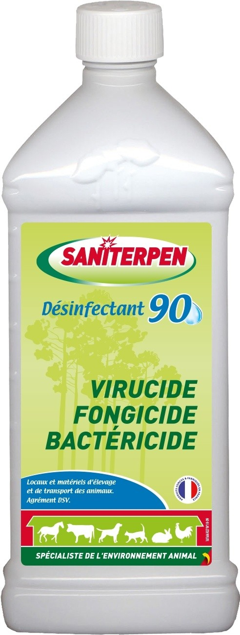 Saniterpen Désinfectant 90 1L