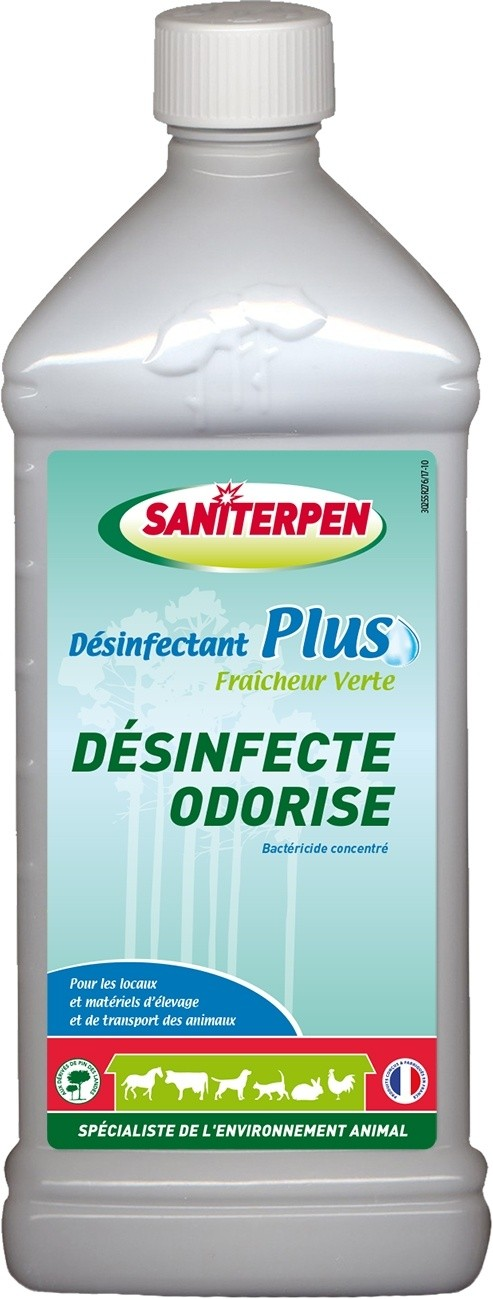 SANITERPEN Désinfectant Plus 1L