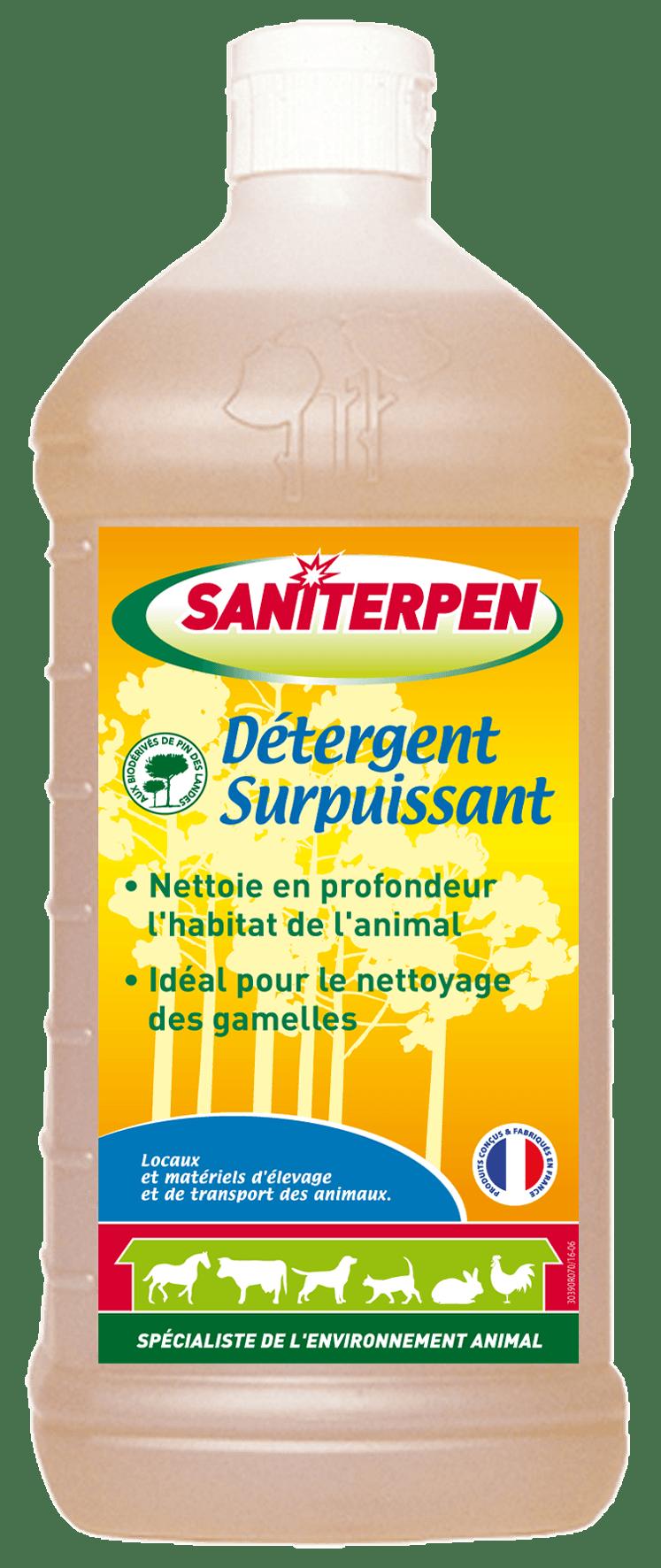 Saniterpen Détergent Surpuissant 1 L