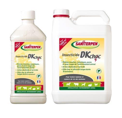 Saniterpen Insecticide DK CHOC 1L et 5L