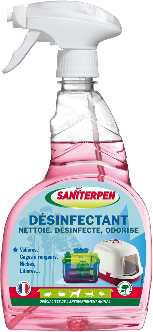 Saniterpen Désinfectant Spray
