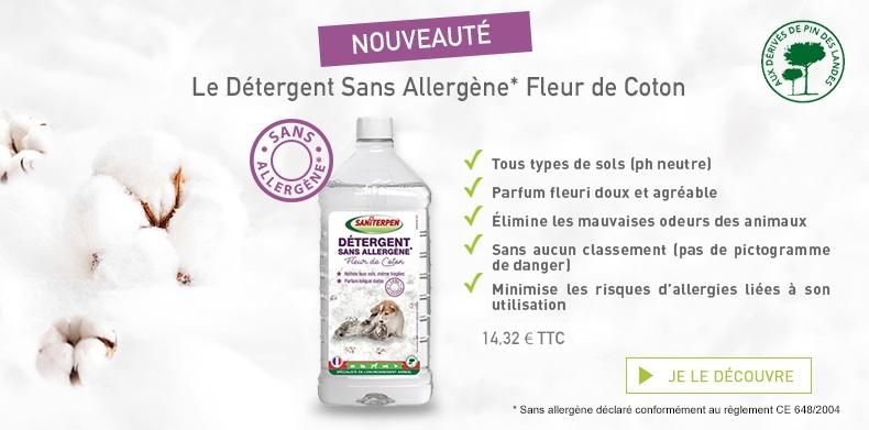 Nouveauté sans allergène