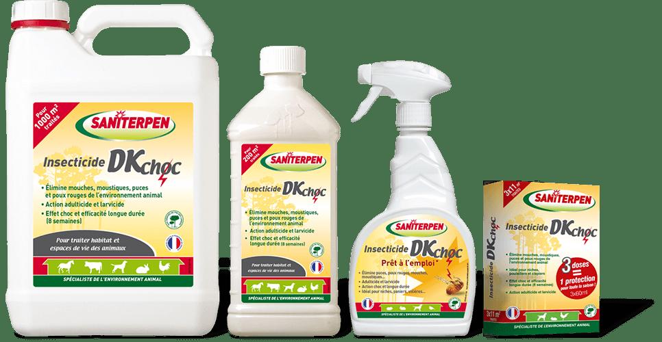 DK CHOC insecticides SANITERPEN