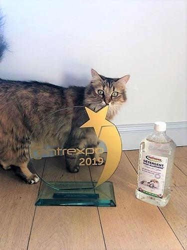 SANITERPEN Détergent Sans Allergène Centre Expo d'Or 2019